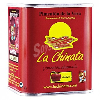 La chinata Pimentón dulce 70 G 70 g