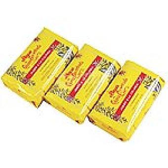 Alvarez gomez Pastilla de jabón a la colonia con glicerina y avena Pack 3 pastilla 125 g