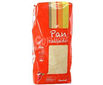 Auchan Pan rallado 500 gr