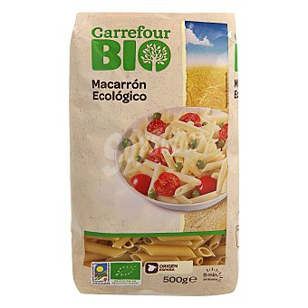 Carrefour Bio Macarrones eco 500 g