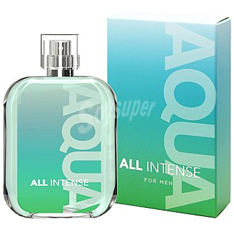All Intense eau de toilette masculina Aqua