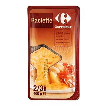 Carrefour Raclette en lonchas 400 g