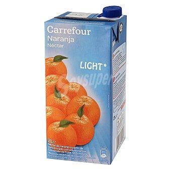 Carrefour Néctar de naranja light 2 l