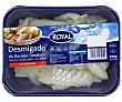 Bacalao desmigado y desalado Bandeja 250 g Pescados Royal