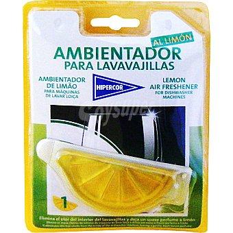 Hipercor Ambientador lavavajillas limon