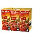 Tomate frito suave 3 envases de 390 g Carrefour
