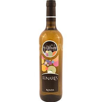 Lunares Vino blanco chardonnay sauvignon blanc DO Sierras de Málaga Botella 75 cl