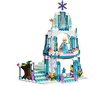 LEGO Juego de construcciones Disney, El brillante castillo de hielo de Elsa, 292 piezas, modelo 41062 1 unidad