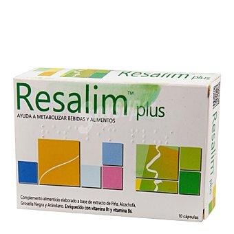 Resalim Complemento alimenticio Plus cápsulas 10 c