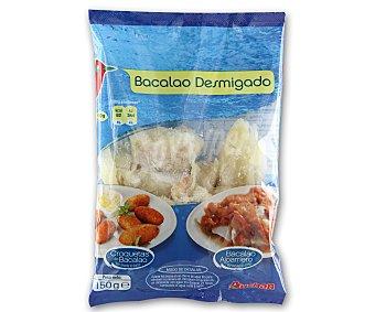 Auchan Bacalao desmigado 150 gramos