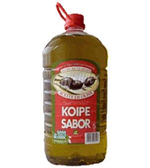 Koipe Aceite oliva sabor 1º 5 l