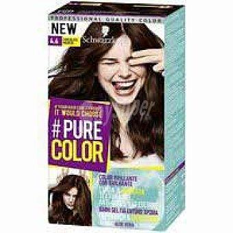 Schwarzkopf Tinte #pure Color 4.6 chocolate Mousse Schwarzkopf 1 u