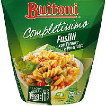 Buitoni Fusilli con y jamon buitoni 280 gramos
