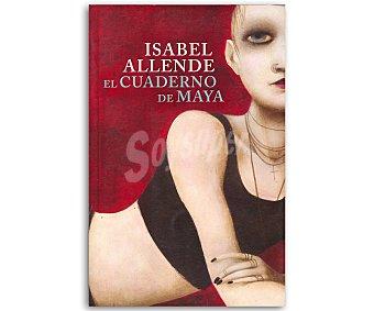 NARRATIVA El cuaderno de Maya, isabel allende, libro de bolsillo, género: narrativa, editorial: Debolsillo. Descuento ya incluido en pvp. PVP anterior: