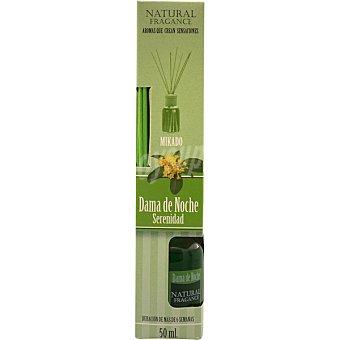 Ambient air natural fragances Ambientador en varillas aromáticas fragancia Dama de Noche frasco 50 ml Frasco 50 ml