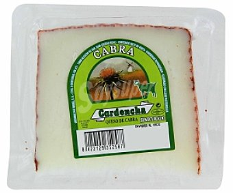 CARDENCHA Queso de cabra semicurado 200 gramos