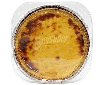 Tarta de flan con masa de repostería 950 g