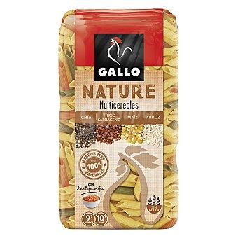 Gallo Macarrones Multicereales (chía, trigo sarraceno, maíz, arroz) sin gluten 400 g