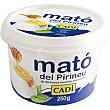 Queso fresco Envase 250 g Mato Del Pirineu