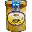Vasca lomos de dorada en aceite de oliva Tarro 130 g neto escurrido Costa