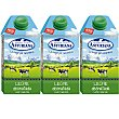 Leche Desnatada Pack 4x50 cl Central Lechera Asturiana