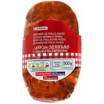 Eroski Redondo de pollo-jamón 1 unid