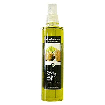 Molí de Pomerí Aceite de oliva virgen extra con aroma a trufa blanca 250 ml