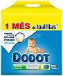 Toallitas para bebés Pack 6 x 64 u (384 u) Dodot