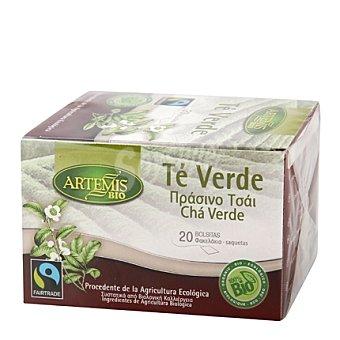 Artemis Bio Té verde en bolsitas ecológico 20 ud