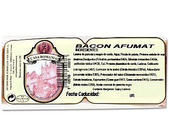 Dunarea Bacon ahumado 425 Gramos