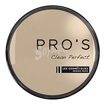 Pro's Les Cosmétiques Polvo para rostro 002 Clean Perfect 1 ud