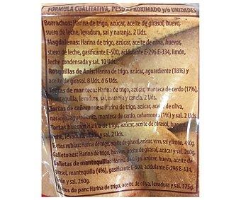 CHAPELA Magdalenas Bolsa de 370 Gramos