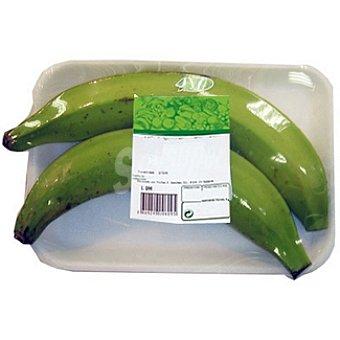 Plátanos de freír peso aproximado bandeja 1,3 kg 3-4 unidades