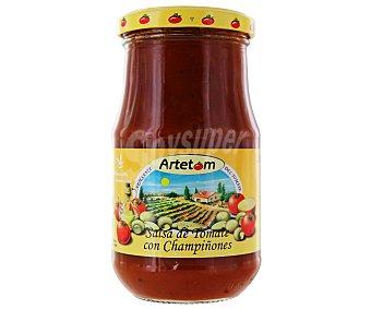 Artetom Salsa con Champiñones Tarro de 350 Gramos