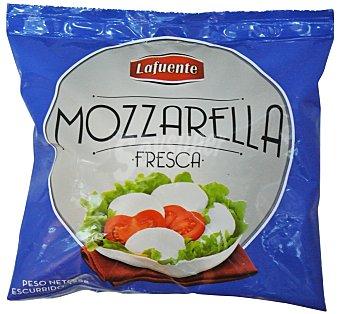 Lafuente Queso mozzarella fresca Paquete 125 g