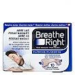 Tiras nasales clásicas tamaño grande 10 ud 10 ud Breathe Right