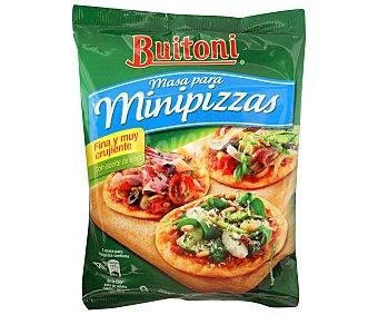 Buitoni Masa para minipizzas Bolsa 265 g