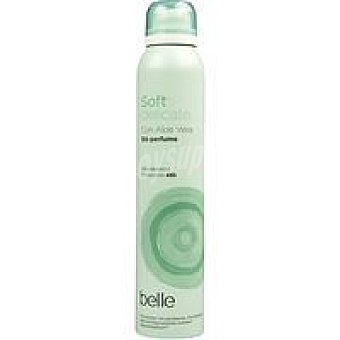 Belle Desodorante spray sin perfume 200 ml