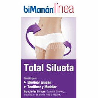 Bimanan Total Silueta en comprimidos Caja 28 unid