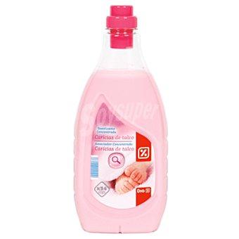 DIA DIA suavizante concentrado caricias de talco botella 1.5 lt
