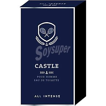 All Intense eau de toilette masculina vaporizador Castle 100 ml