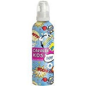 Caravan Eau de toilette kids boy Boom Spray 200 ml