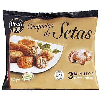 Preli Croquetas de setas delicatessen 350 gr