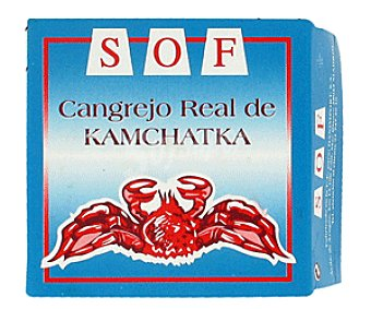 Sof Carne de Cangrejo Real Kamchatcka 150g