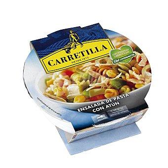 Carretilla Ensalada de pasta con atún Tarrina 240 g