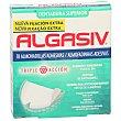 Almohadillas dental superior Caja 18 u Algasiv