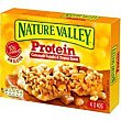 Cereales protein salted caramel nut Caja 160 g Nature Valley