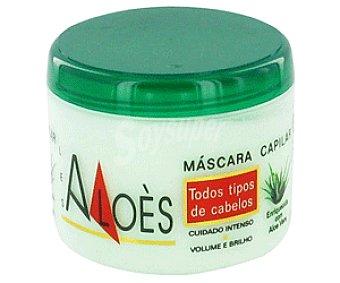 Home Institut Aloe Vera Mascarilla Capilar 400 Mililitros