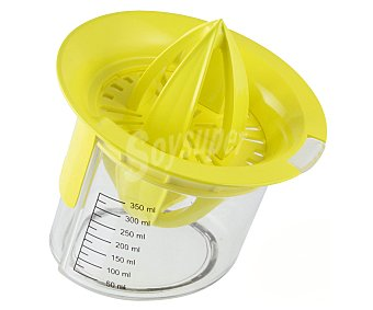 FACKELMANN Exprimidor doble de plástico 1 unidad
