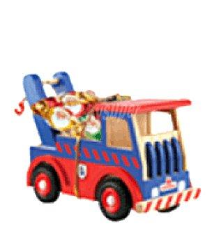 Lambertz Chocolate camión bomberos/grua 100 g